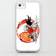 PHOENIX INKTOBER iPhone 5c Slim Case