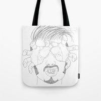 I'm Grabbing Your Eyes B… Tote Bag