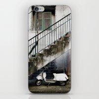 AMALFI, ITALY iPhone & iPod Skin