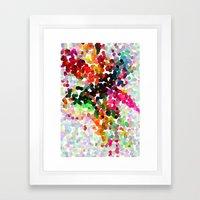 In Between Days Framed Art Print