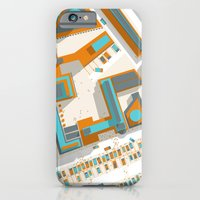 iPhone & iPod Case featuring Ground #03 by Philippe Nicolas