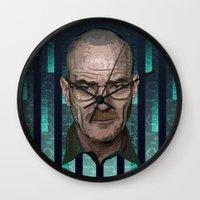 Braking Bad - The Archit… Wall Clock