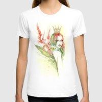 princess T-shirts featuring Princess by Veronika Neto