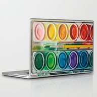 The Painter  Laptop & iPad Skin