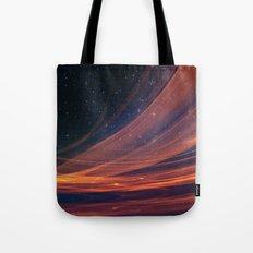 Star Streaks Tote Bag