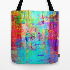 Equations involving a consequence of sequences. 11 Tote Bag