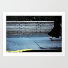 The Devil Wears Prada Art Print