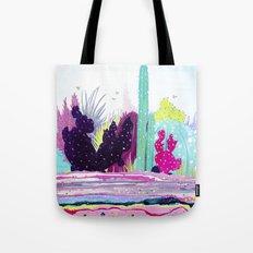 Cacti Watercolour Allsorts Tote Bag
