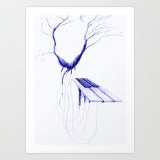 natural music Art Print
