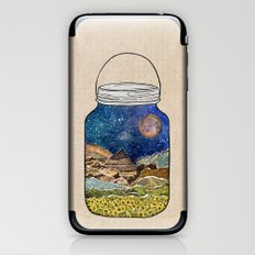 Star Jar iPhone & iPod Skin