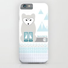 Kettu the Arctic Fox Slim Case iPhone 6s