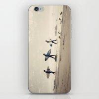 The Early Birds iPhone & iPod Skin