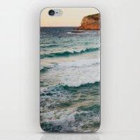 MEDITERRANEAN WAVES iPhone & iPod Skin