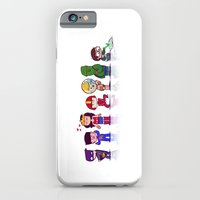iPhone & iPod Case featuring Super Babies by jublin