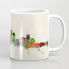 Los Angeles City Skyline Mug