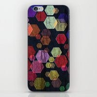 C13 Construct Hex V2 iPhone & iPod Skin