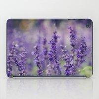 Lovely Lavender iPad Case