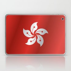 Flag of Hong Kong Laptop & iPad Skin