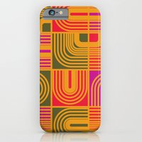 iPhone & iPod Case featuring strange museum by modernfred