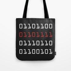 Binary Love Tote Bag