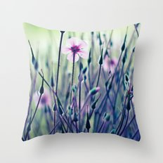 Brave One Throw Pillow