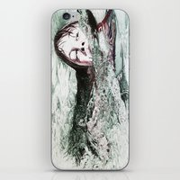 Go Swimming iPhone & iPod Skin