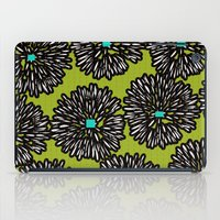 Indigo Is Green! iPad Case
