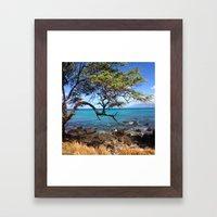 Hawaii 1 of 2 Framed Art Print