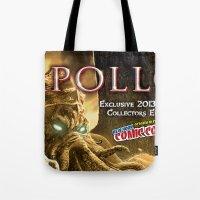 Apollo - NYCC 2013 Exclu… Tote Bag
