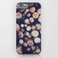firewood no. 1 iPhone 6 Slim Case