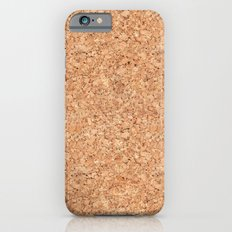 Real Cork iPhone 6 Slim Case