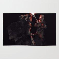 Dark Duel Rug
