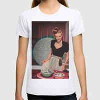 plastic makes life easy Womens Fitted Tee Ash Grey SMALL