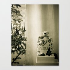 Christmas past Canvas Print