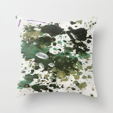 inkdots Throw Pillow