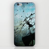 Silent Wind iPhone & iPod Skin