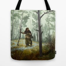 Adin in the Wilderness Tote Bag