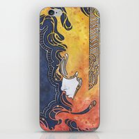 Nouveau Flood iPhone & iPod Skin