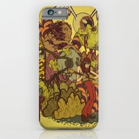 iPhone & iPod Case featuring Melt my Face by Travis Gillan