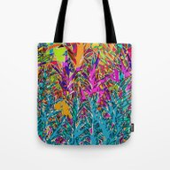 Tote Bag featuring It Grows Like This by Glanoramay