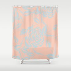 Rose is a Rose - Garden party Shower Curtain