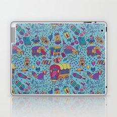 Caravan Pattern Laptop & iPad Skin