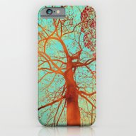 iPhone & iPod Case featuring Swinging Tree by Die Farbenfluesterin