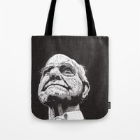 Homeless Man5 Tote Bag