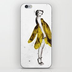 a lady's dream iPhone & iPod Skin