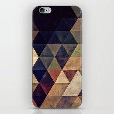 fyssyt pyllyr iPhone & iPod Skin
