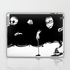 Tinta Negra Laptop & iPad Skin