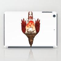 Metamorphoses of Philomela iPad Case