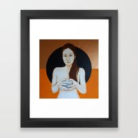 These Things Takes Time Framed Art Print