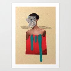 The Fourth Art Print
